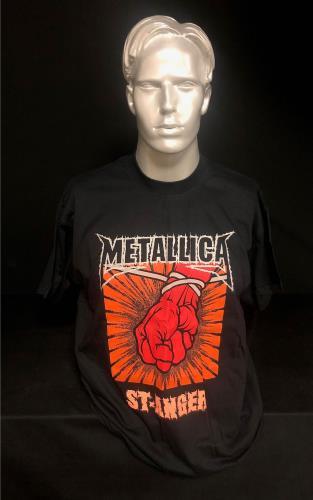 Metallica St. Anger - Large t-shirt UK METTSST729132