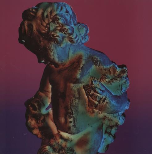 New Order Technique vinyl LP album (LP record) UK NEWLPTE170328