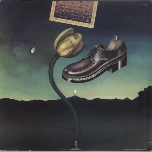 Nick Drake Pink Moon - 1st vinyl LP album (LP record) UK N-DLPPI586887