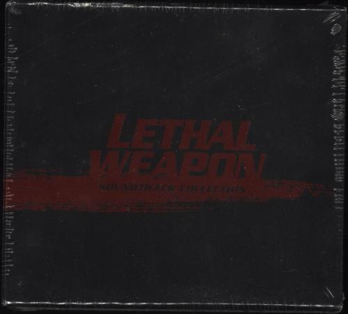 Original Soundtrack Lethal Weapon - Soundtrack Collection - sealed vinyl LP album (LP record) US OSTLPLE737972