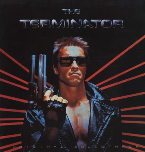 Original Soundtrack The Terminator vinyl LP album (LP record) Dutch OSTLPTH429925