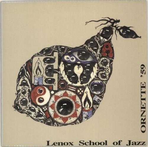 Ornette Coleman Lenox School Of Jazz vinyl LP album (LP record) Italian ORCLPLE704440