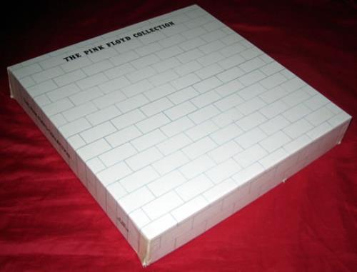 Pink Floyd The Pink Floyd Collection German Box Set 384242