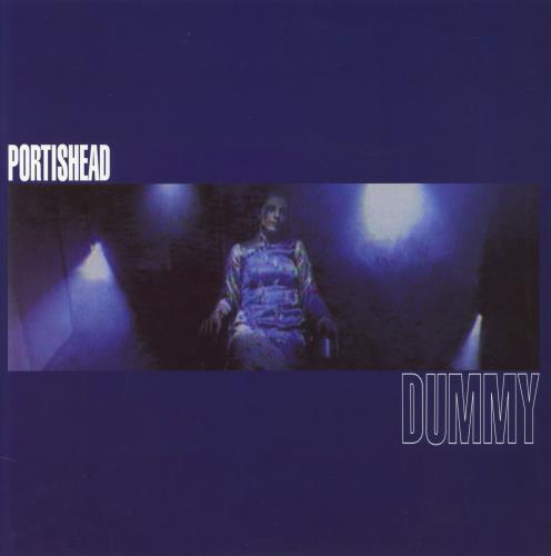 Portishead Dummy - 1st - EX vinyl LP album (LP record) UK PSHLPDU647068