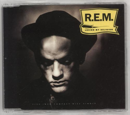 REM Losing My Religion 2-CD single set (Double CD single) UK REM2SLO267917