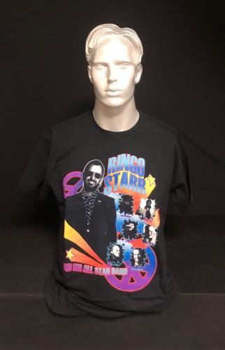 Ringo Starr Europe 2011 T-Shirt t-shirt UK RINTSEU728537