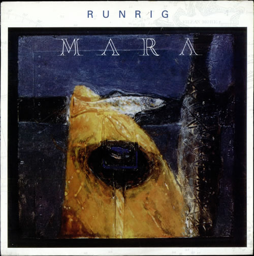 Runrig Mara vinyl LP album (LP record) UK RUNLPMA158741