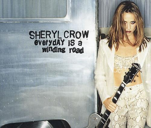 Sheryl Crow Everyday Is A Winding Road Uk 2 Cd Single Set