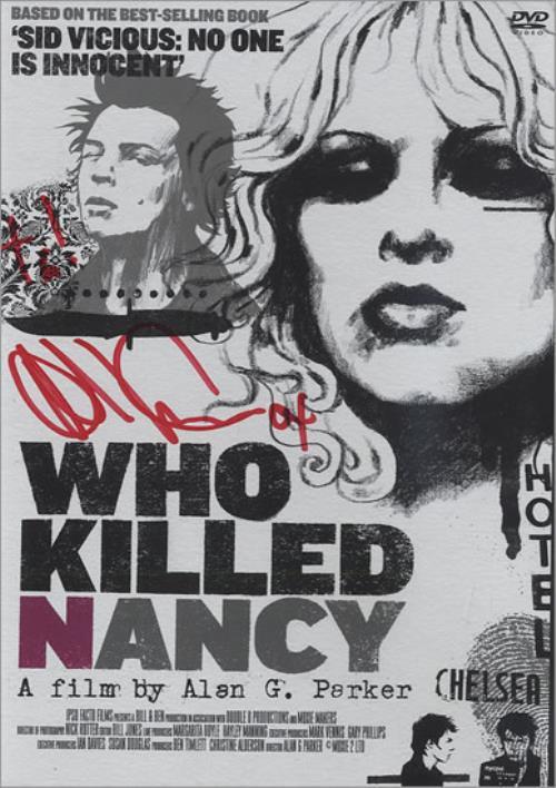 Poster do filme Who Killed Nancy?