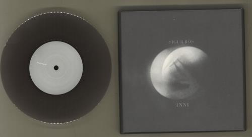 Sigur Ros Inni + Blu-Ray CD Album Box Set UK SIUDXIN715011