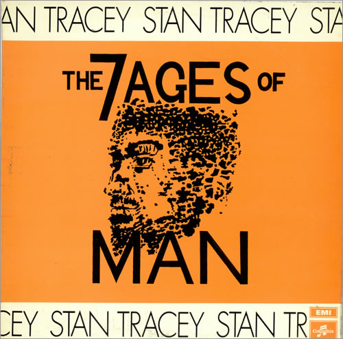 Stan Tracey Seven Ages Of Man vinyl LP album (LP record) UK S0ZLPSE471738