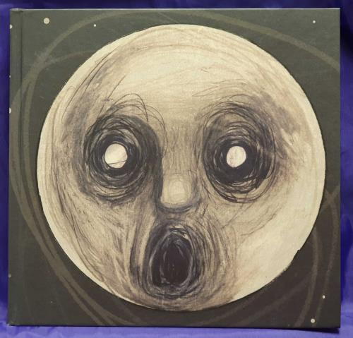Steven Wilson The Raven That Refused To Sing CD Album Box Set UK SXWDXTH723267