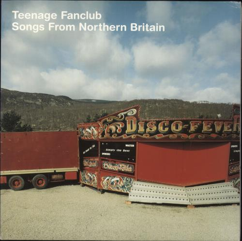 Teenage Fanclub Songs From Northern Britain - Ex vinyl LP album (LP record) UK TFCLPSO747659
