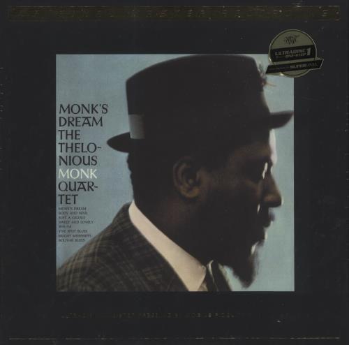 Thelonious Monk Monk's Dream - Mo-Fi 180gm Vinyl + Numbered Box - Sealed Vinyl Box Set US TM4VXMO739981