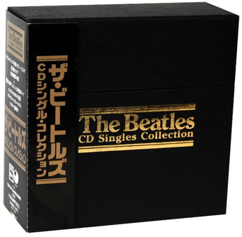 Beatles Complete Cd Collection