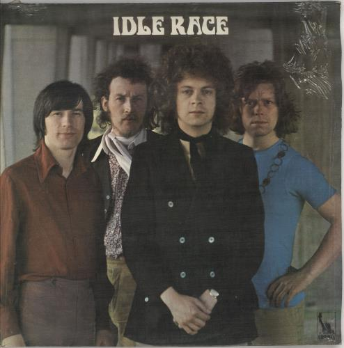 The Idle Race Idle Race vinyl LP album (LP record) UK IDLLPID724678