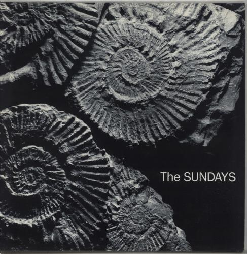 The Sundays Reading Writing And Arithmetic vinyl LP album (LP record) UK SUNLPRE89505