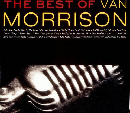 Van Morrison The Best Of Van Morrison vinyl LP album (LP record) UK VMOLPTH521813