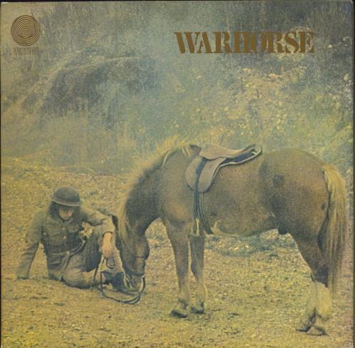 Warhorse Warhorse - 1st - EX vinyl LP album (LP record) UK WAHLPWA698900