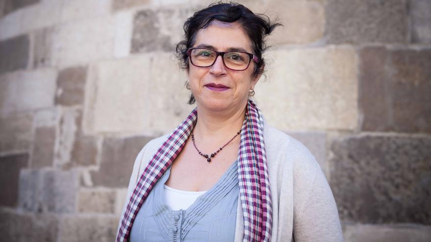 María Jesús Sanz. Foto: Juan Manzanara