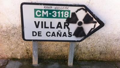 Villar de Cañas (Cuenca), sede prevista para el ATC