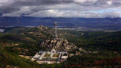 La Abadía Benedictina de la Santa Cruz del Valle de los Caídos