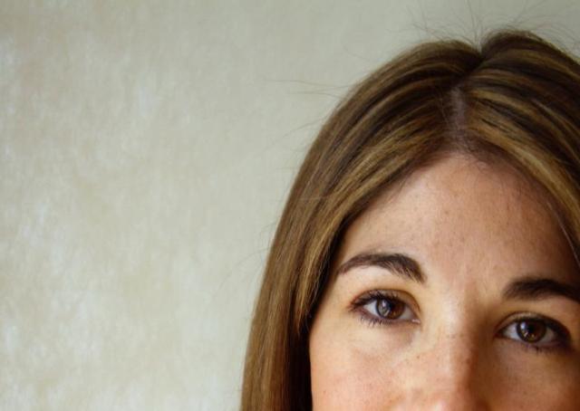 La autora canadiense Naomi Klein