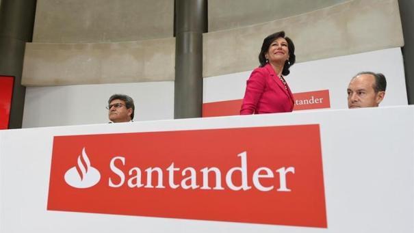 El Banco Santander capta más de 500 millones en una emisión de deuda anticrisis