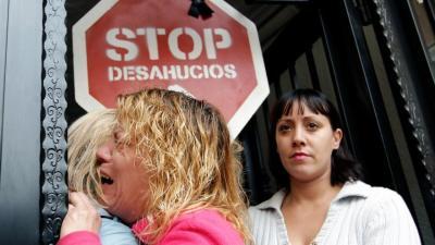 El Gobierno central dispone de algo más de dos meses para decidir si recurre la ley aragonesa que veta los desahucios.