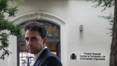 El exempleado del HSBC Hervé Falciani. / Cristina Candel