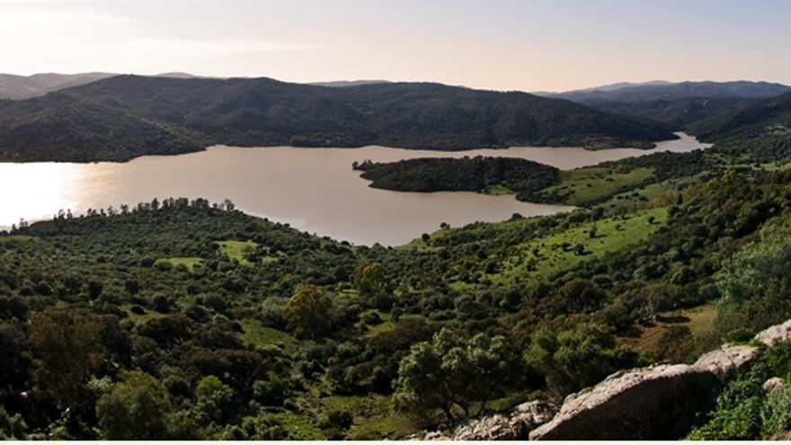 Imagen de la finca de La Almoraina / laalmoraina.es