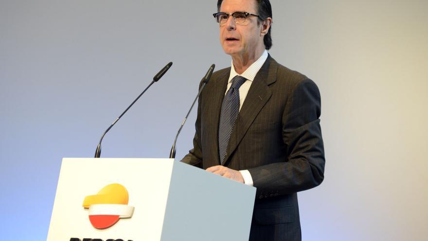 El ministro de Industria, Energía y Turismo, José Manuel Soria, en un acto organizado por Repsol en noviembre de 2013. Foto: MINETUR