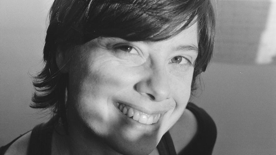 La economista Amaia Pérez Orozco.