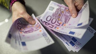 El euro sube hasta los 1,2080 dólares en Fráncfort