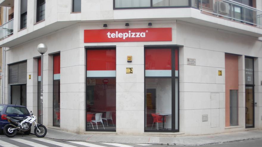 El 24% de las ventas de Telepizza a domicilio se hacen a través de Internet