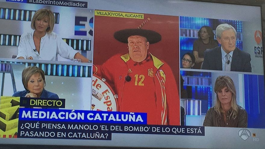 Captura de una noticia de Antena3