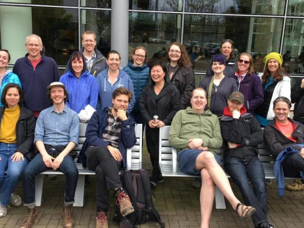 El equipo de Lumen Learning (Imagen: Cedida por Lumen Learning)