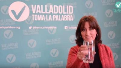 Feliz agua pública Valladolid