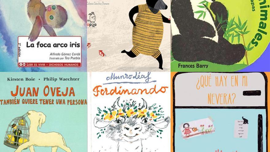 Libros infantiles que fomentan la empatía con los animales
