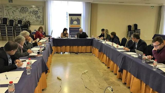 Miembros del Consejo Consultivo de la FACM