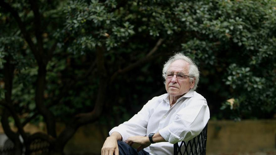 José Álvarez Junco, catedrático de Historia en la Universidad Complutense de Madrid. / Marta Jara
