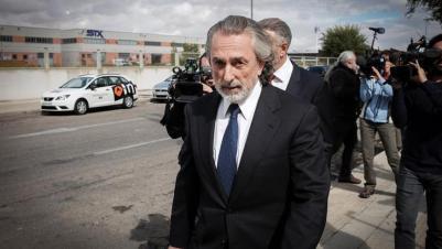 Correa sigue hoy respondiendo a la fiscal en el macrojuicio de Gürtel
