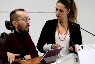 "Podemos se prepara para ""ponerse las pilas"" a partir de marzo, asegura Echenique"