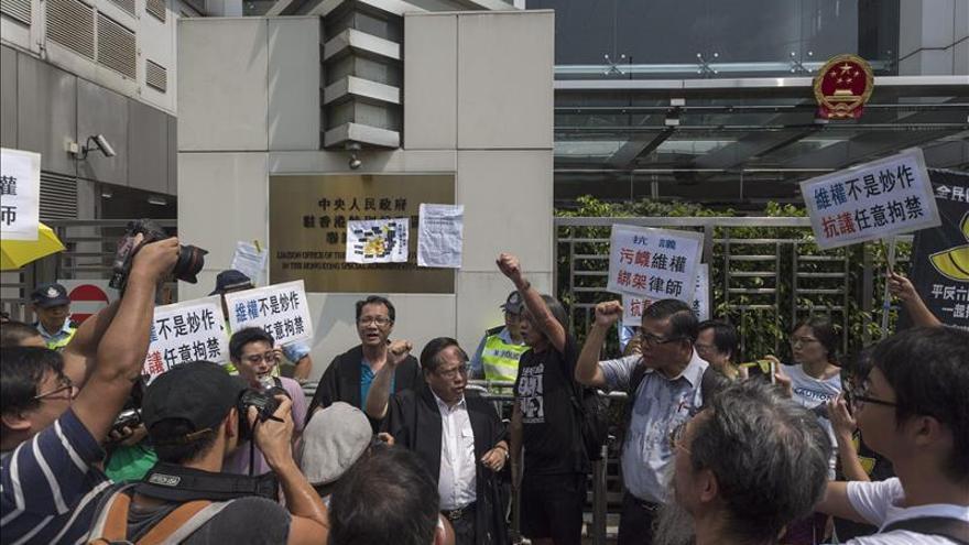 Prosiguen los arrestos e interrogatorios a abogados de derechos humanos en China