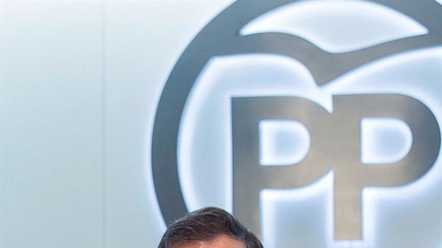 Rajoy presidirá el sábado en Barcelona la convención nacional del PP