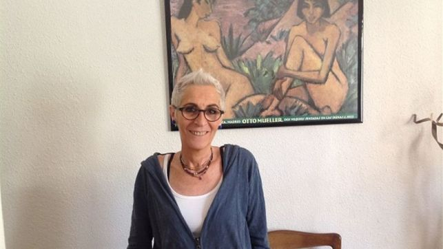 Cristina Garaizabal, activista y cofundadora de Hetaira / M.B