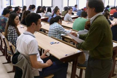 Los profesores envejecen