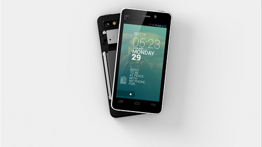Fairphone, solidario