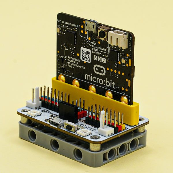 Wukong board with Lego holder for micro:bit