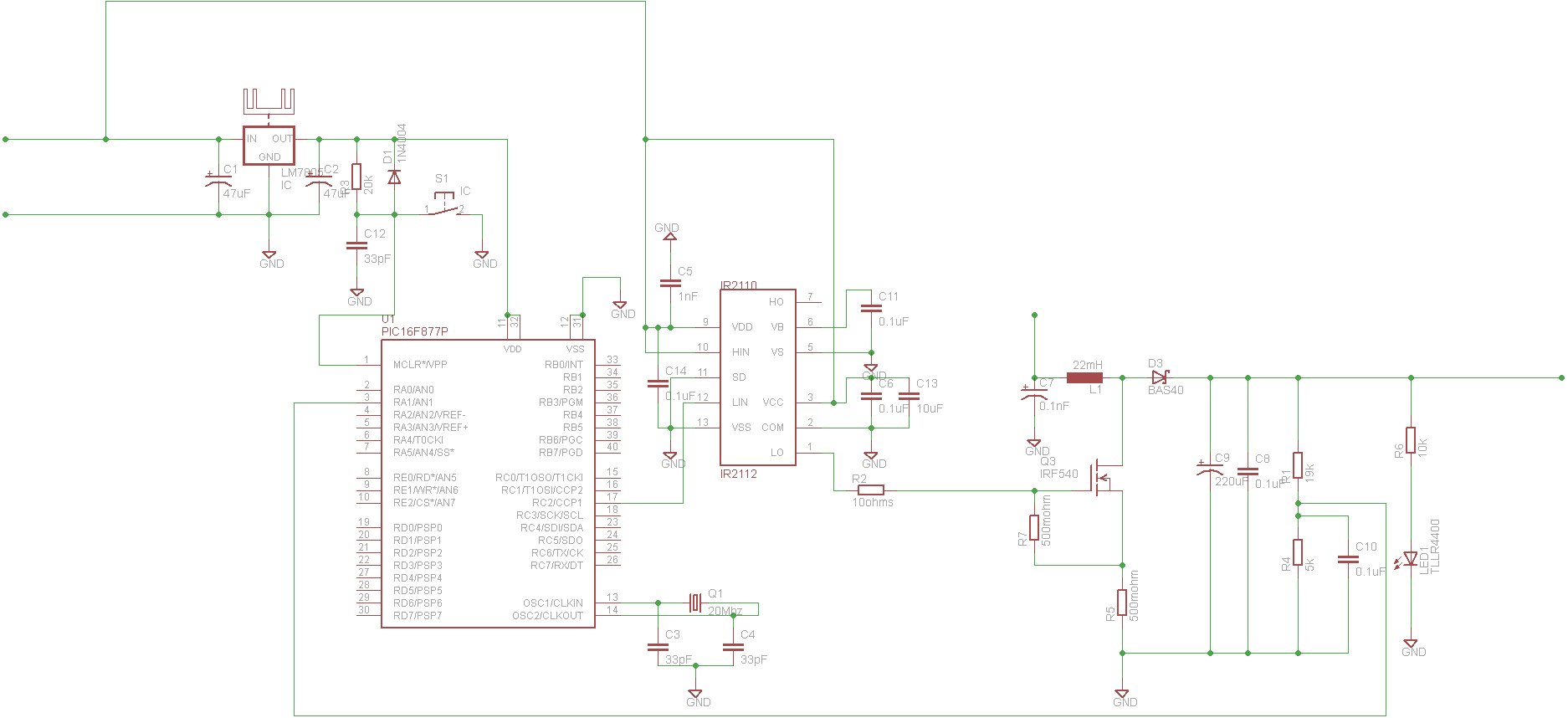 Choosing Mosfet For My Boost Converter